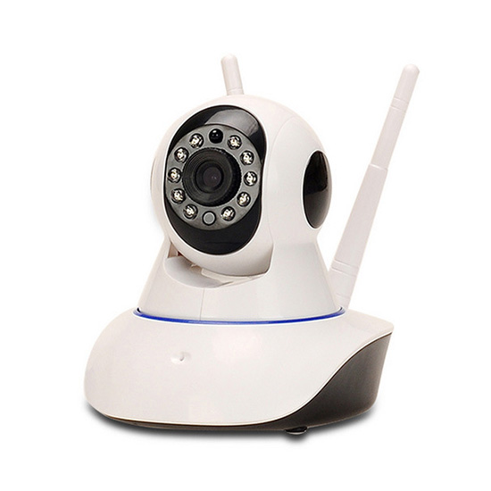 yoosee wireless baby monitoring 720P indoor two way audio talkback insert-card storage network wifi ip camera