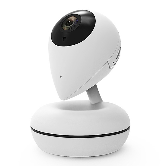 2megapixels 1080p HD Li-ion Battery Powered WIFI Wide Angle Indoor Panoramic Security IP Camera