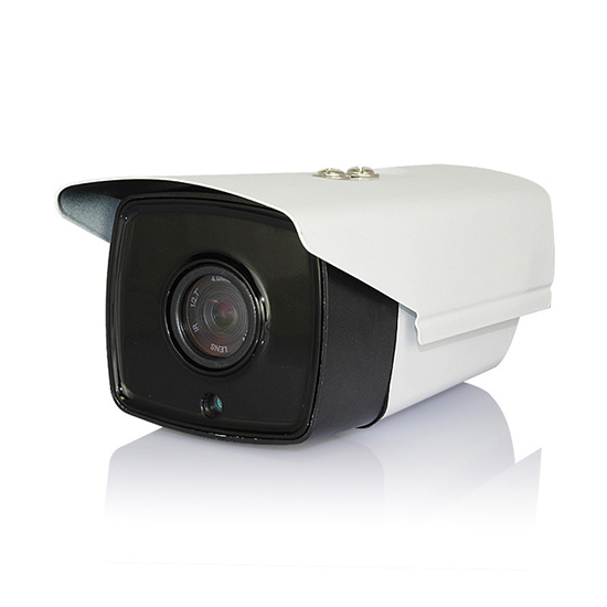 1080P 2MP HD H.264 Video Compression POE Power Supply Hidden IR LED Outdoor Bullet IP Camera