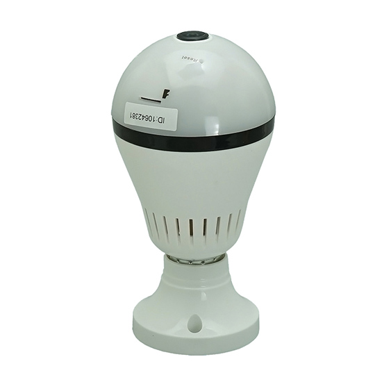 1.3megapixels  Yoosee 360degree VR Panoramic 960P HD Wireless Connection Home Bulb IP Security Camera