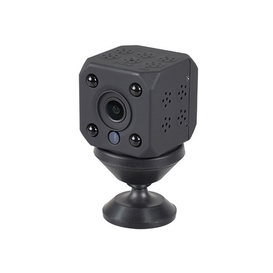 2megapixels 1080P Built-in Battery Mini Wireless WIFI Connection Remote Home Indoor IP Camera