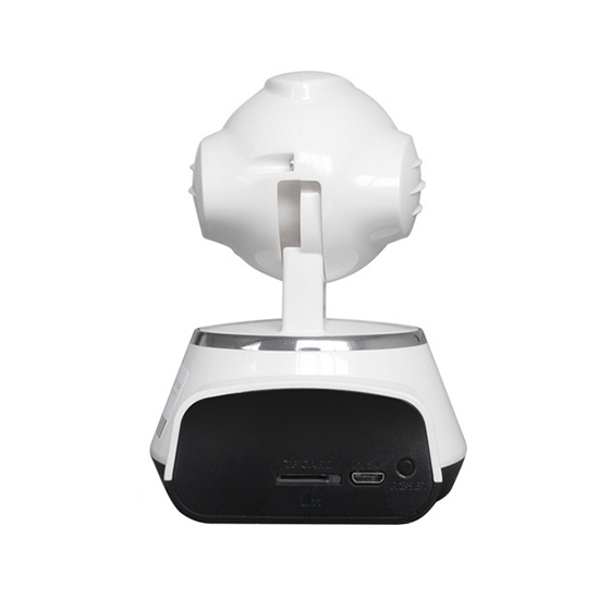 720p indoor 360degree voice talkback insert-card storage hotspot wireless wifi security monitoring cctv ip network camera