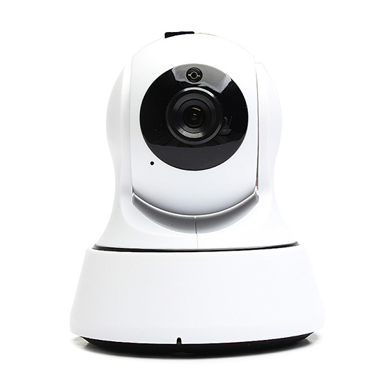 1megapixels 1MP 720P HD Wireless Wi-Fi Connection Two-way Voice Talkback Indoor Shaking-head Security IP Camera