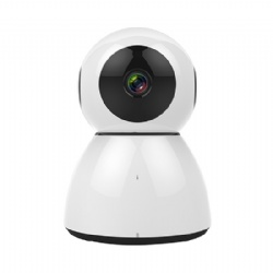 Cloud Storage Wireless WIFI 1080P HD Small Snowman Indoor IP Camera