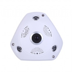 1.3MP 960P HD Home Indoor Wireless WIFI 360degree Panorama Network IP Monitoring Camera