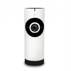 360degree Panorama HD Fisheye Lens Ultra-wide Angle WIFI Wireless IP Camera