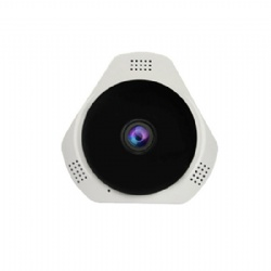 1.3megapixels 960P 360degree Panorama Two-way Voice Talkback Indoor WIFI Wireless Surveillance IP Camera