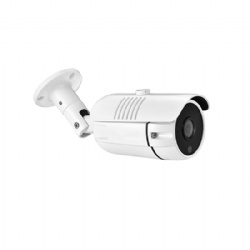 2MP 1080P HD H.265 POE Outdoor Metal Housing IP66 Vandalproof Waterproof Bullet IP Security Camera System