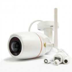 Outdoor Panoramic 960P Security IP Camera Wide Angle Fisheye Lens WIFI Motion Detection Surveillance Camera