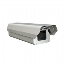 12inch Aluminum Alloy 4512 Double Layer Outdoor CCTV Camera Housing Protective Shield